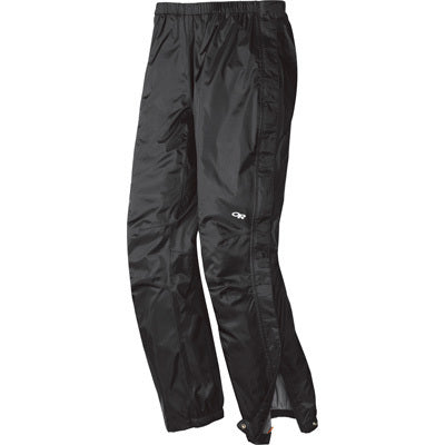 Outdoor Research Palisade Womens Waterproof Pant - Black
