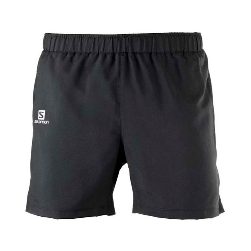 Salomon Agile 5 Inseam Mens Shorts - Black