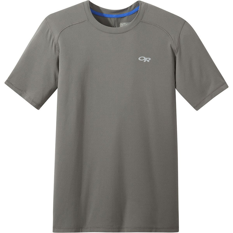 Outdoor Research Deception Short Sleeve T-Shirt - Pewter