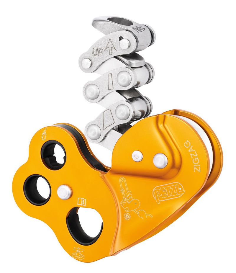 Petzl Zigzag Industrial Mechanical Prusik
