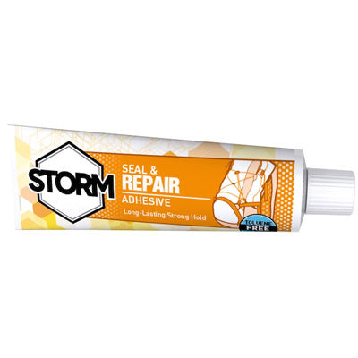 Storm Seam Sealer and Repair Glue