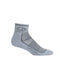 Icebreaker Multisport Light Mini Mens Socks - Twister Heather/Monsoon