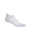 Icebreaker Multisport Ultralite Micro Womens Socks - Blizzard/White