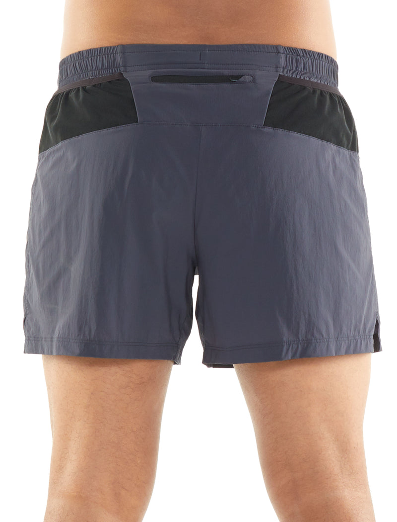 Icebreaker Impulse Mens Running Shorts - Panther