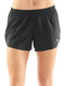 Icebreaker Impulse Womens Running Shorts - Black