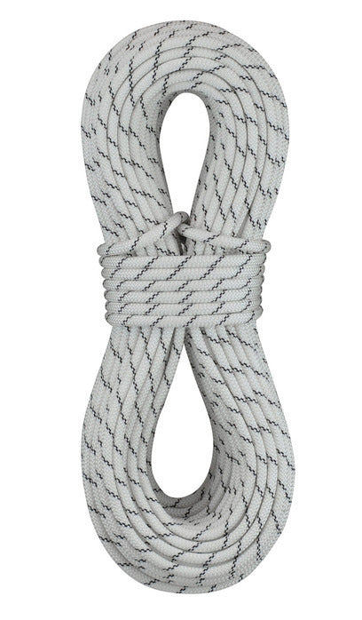 Sterling SafetyPro 9mm Static Climbing Rope per Metre - White
