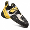 La Sportiva Solution Mens Climbing Shoe - White/Yellow
