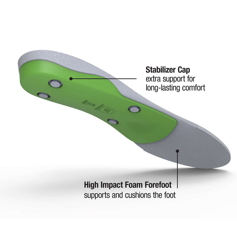 Superfeet Insoles Green
