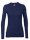 Icebreaker Tech Long Sleeve Crewe Womens Top - Admiral