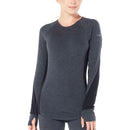 Icebreaker 260 Zone Long Sleeve Crewe Womens Thermal Top