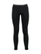Icebreaker Oasis Leggings Womens Thermal - Black