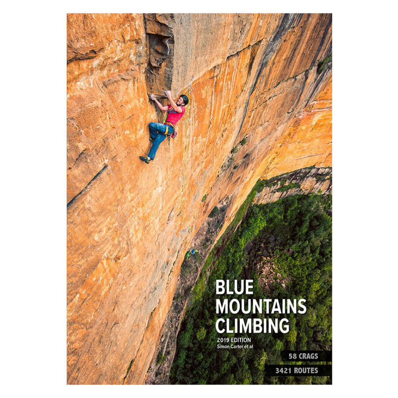 On Sight Photography Blue Mountains Climbing Guidebook