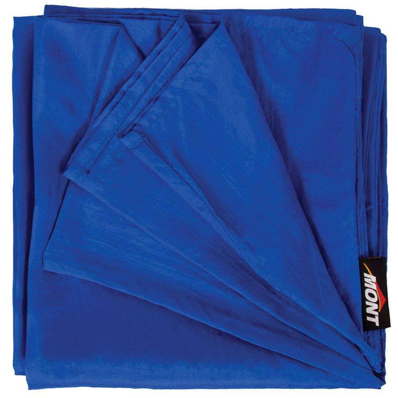 Mont Silk Inner Sheet Double - Ocean Blue