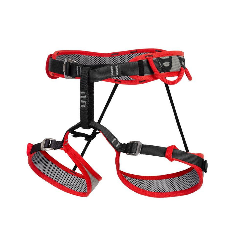 DMM Renegade Climbing Harness - Red