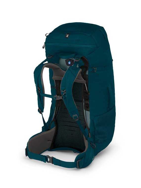 Osprey Farpoint Trek 75 Litre Mens Travel Backpack - Petrol Blue