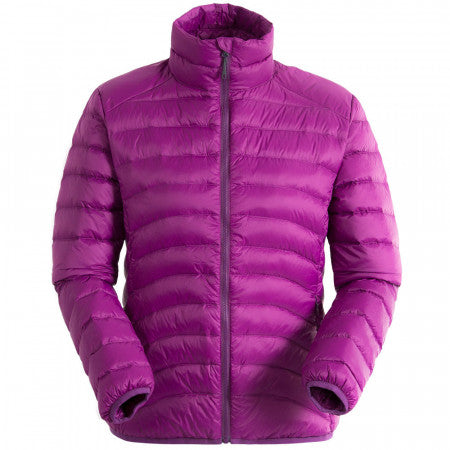 Outdoor Designs SuperPlume Womens Down Jacket - Mulberry