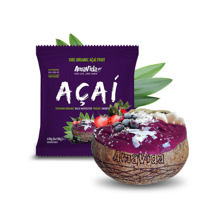 Açaí Smoothie Packs