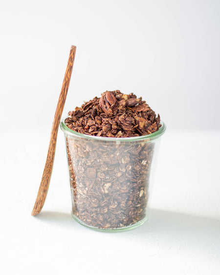 Cacao & Sea Salt Granola