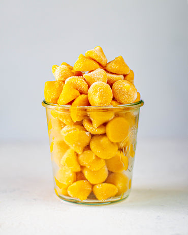 Passion Fruit frozen IQF Pellets
