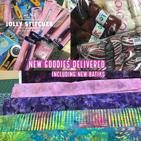 New products in store July 2020