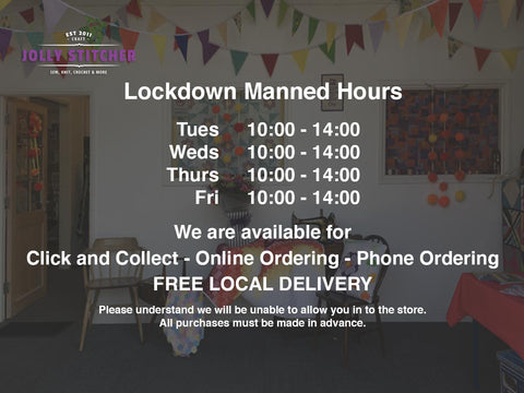 New Lockdown Hours with Immediate Effect 05/01/21