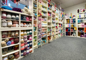 Inside the Yarn Room