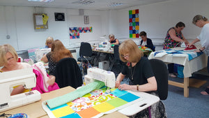 Project Linus Quilt Day 25th January 2020