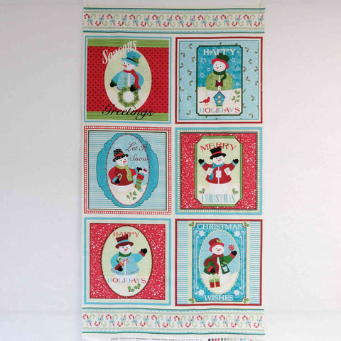 Benartex 4571 Holiday Panel