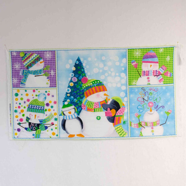 Blank Quilting By Golly Get Jolly 9561-P Panel
