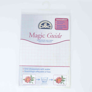 DMC Aida 14 count DC 28 MG Magic Guide