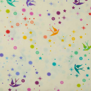 Free Spirit Tula's True Colors PWTP133 051 Fairy Dust Cotton Candy