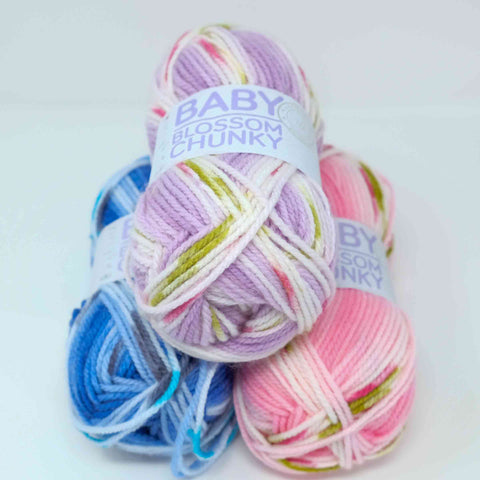 Hayfield Baby Blossom (Chunky)