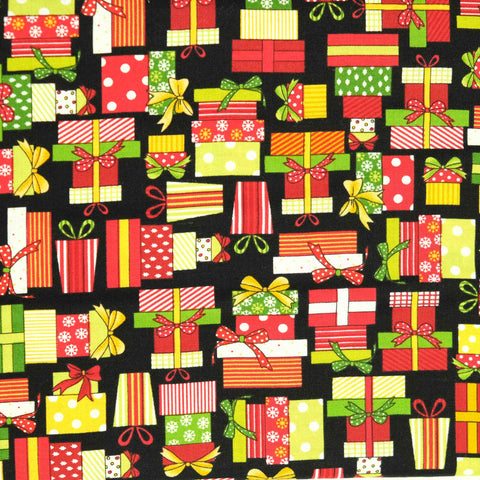 Henry Glass Fabrics Christmas Elves 2299