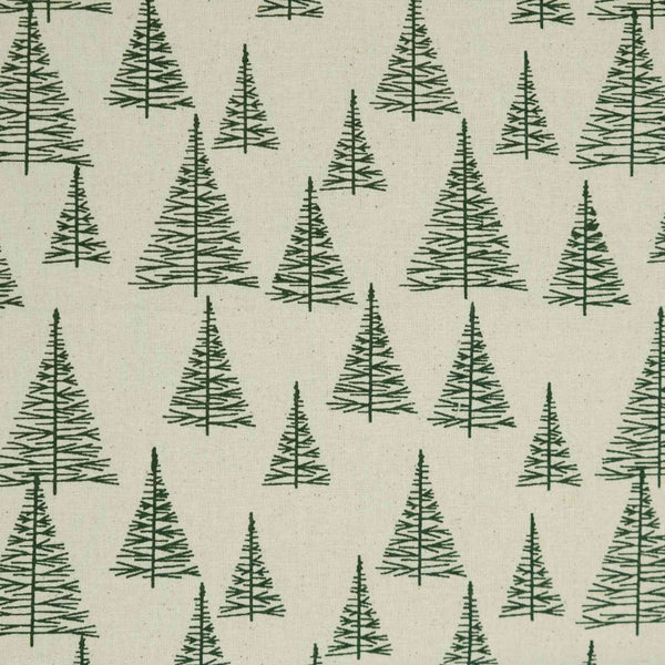 John Louden Scandi Christmas JLX0023N Nat Green