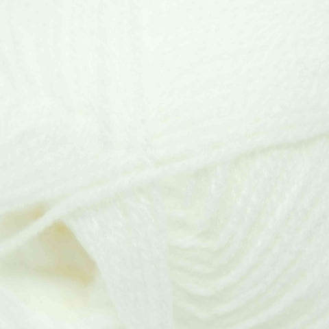 King Cole Baby Comfort 4 Ply 285 White