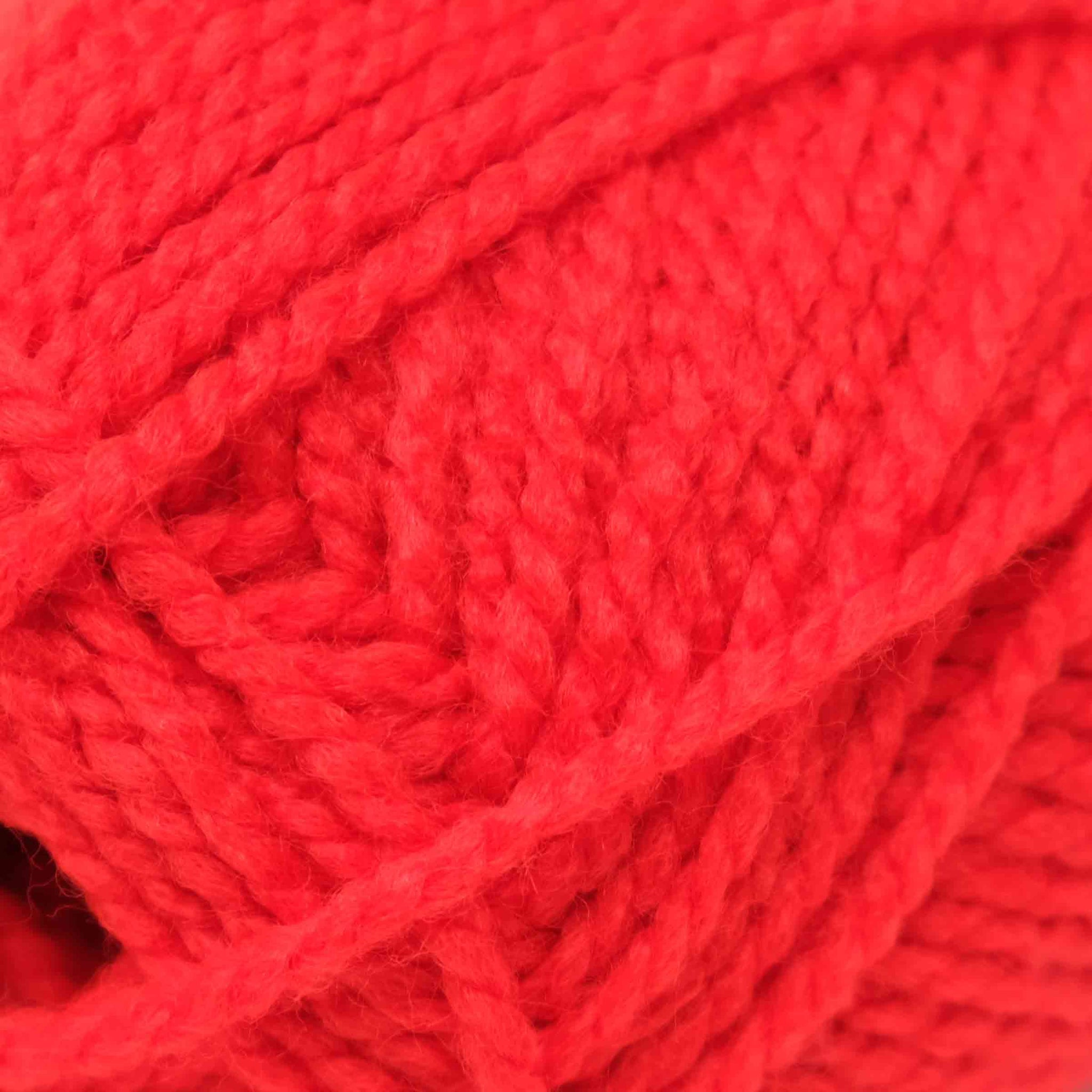 King Cole Big Value (Chunky) 553 Red