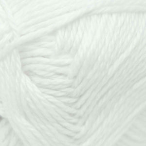 King Cole Cottonsoft DK 710 White
