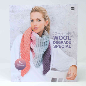 Rico Creative Wool Degrade Special Pattern Book
