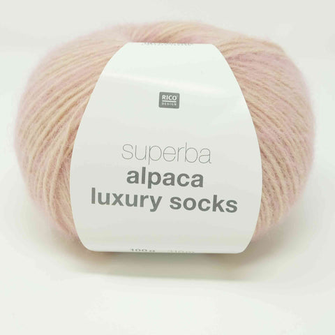 Rico Superba Alpaca Luxury Socks