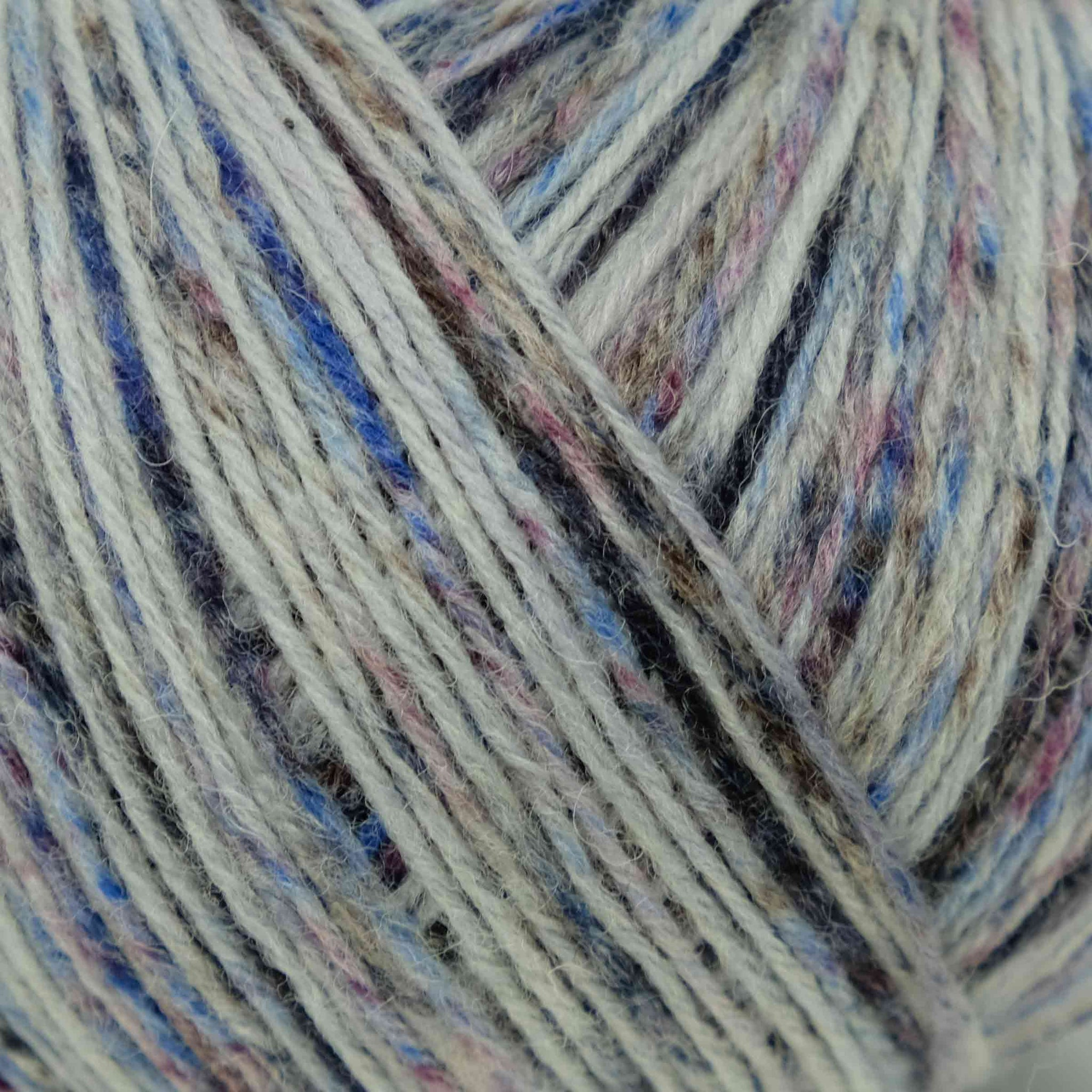 Rico Superba Vintage 4 Ply 001 Lilac Mix