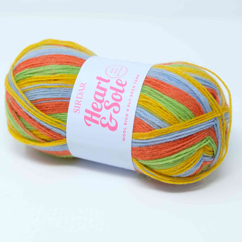 SIRDAR Heart & Sole (4ply)