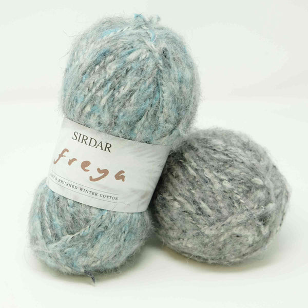 Sirdar Freya Soft & Brushed Winter Cotton