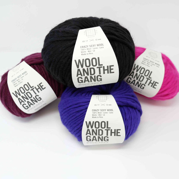 Wool and The Gang (Crazy Sexy Wool)