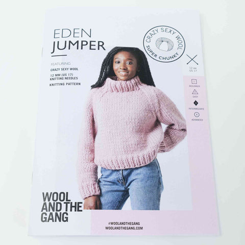 Wool and The Gang Eden Jumper