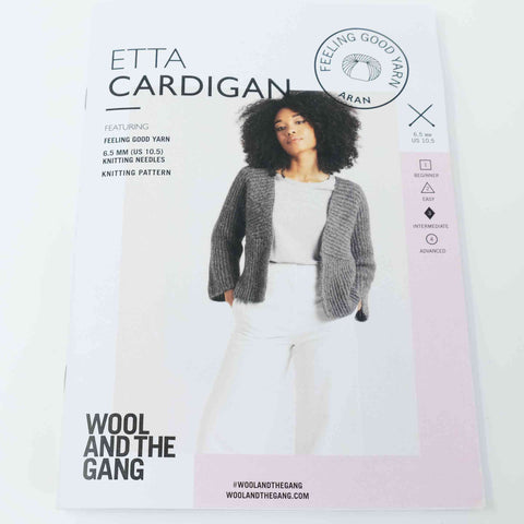 Wool and The Gang Etta Cardigan