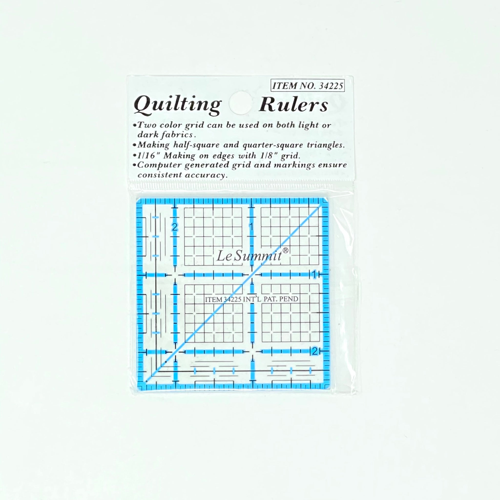 Le Summit - Quilting Ruler
