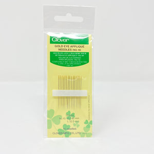 Clover - Golden Eye Appliqué Needles