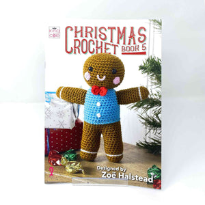 King Cole Christmas Crochet (Book 5) front