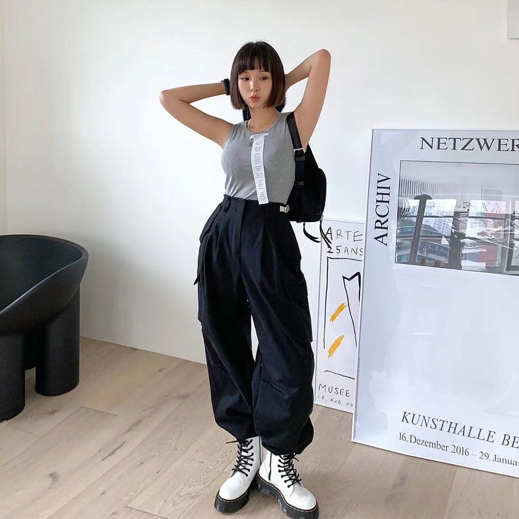 Cargo Pants - Olive Drab-MARVOUS WEAR