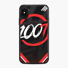 Load image into Gallery viewer, 100 Thieves Line Of iPhone X/XS Case